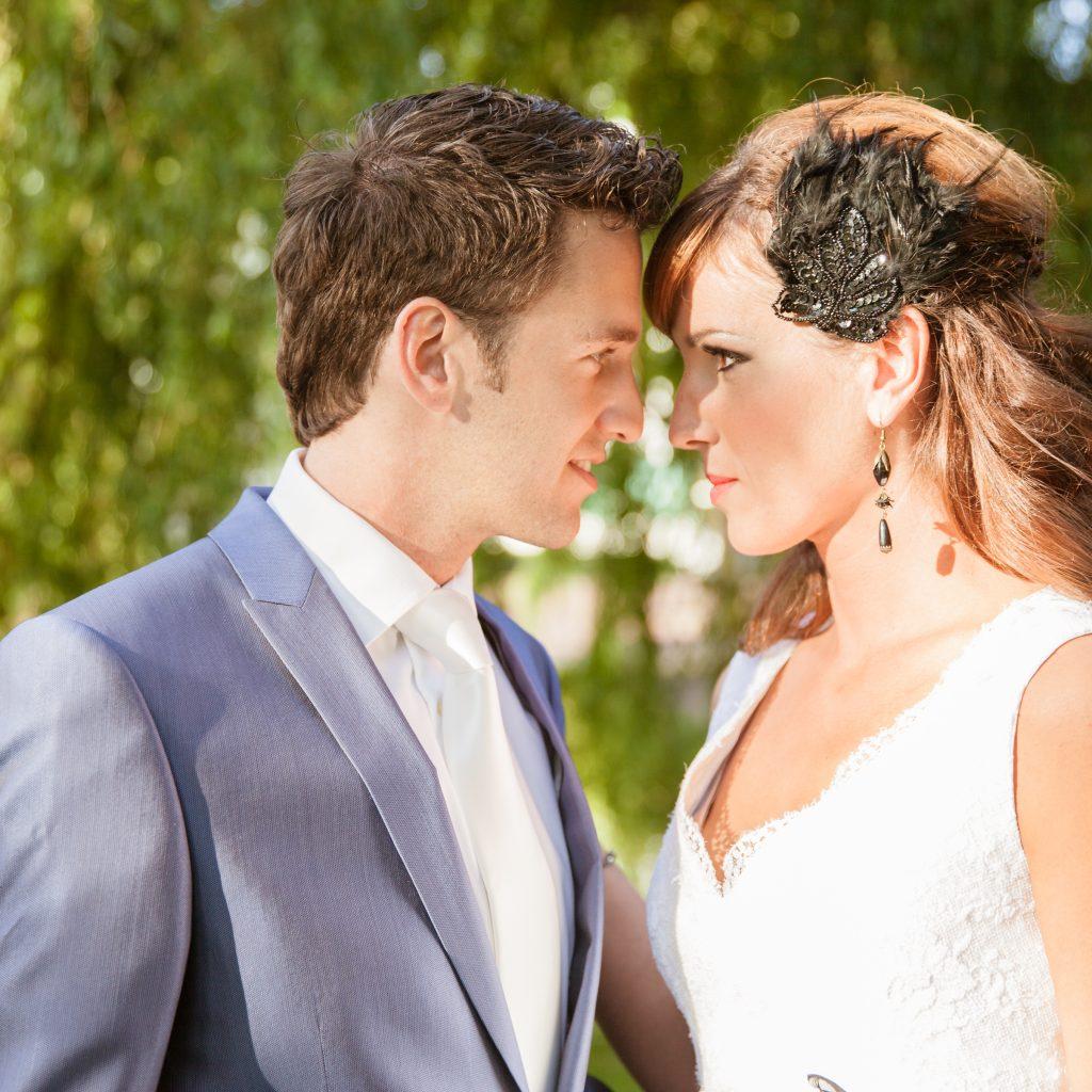 Bruidskapsel half opgestoken (4)