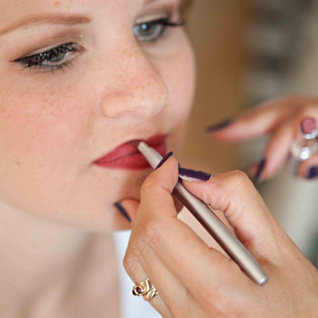 Klassieke make-up (3)
