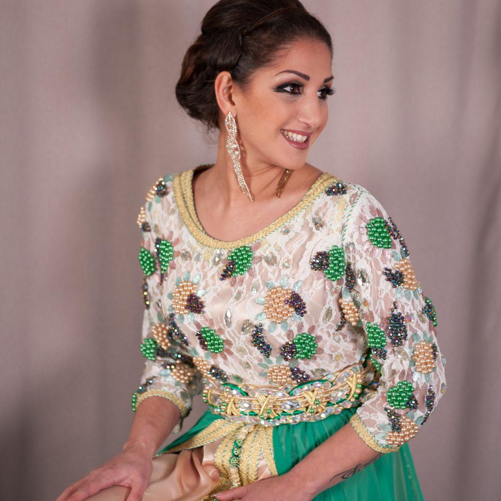 Arabische bruid copyright Freya Elders