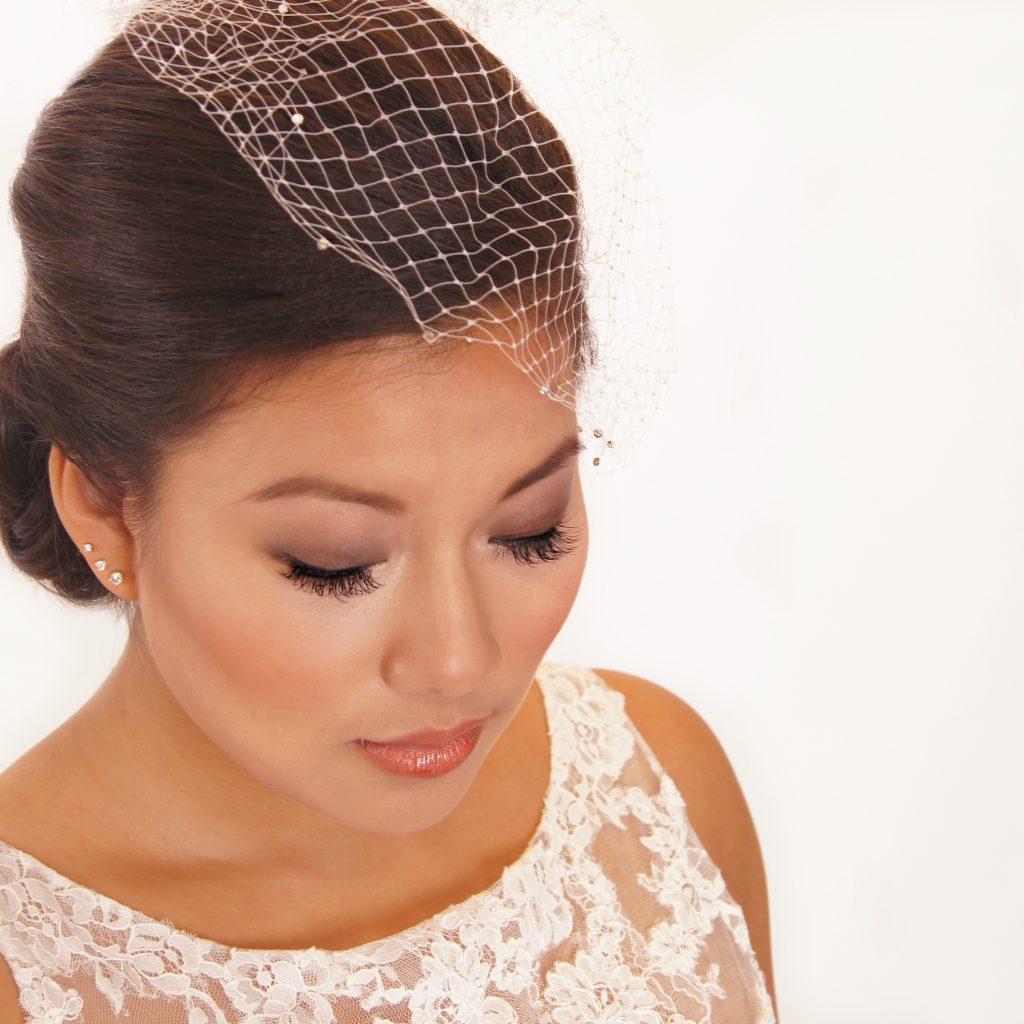aziatische bruidsmake-up