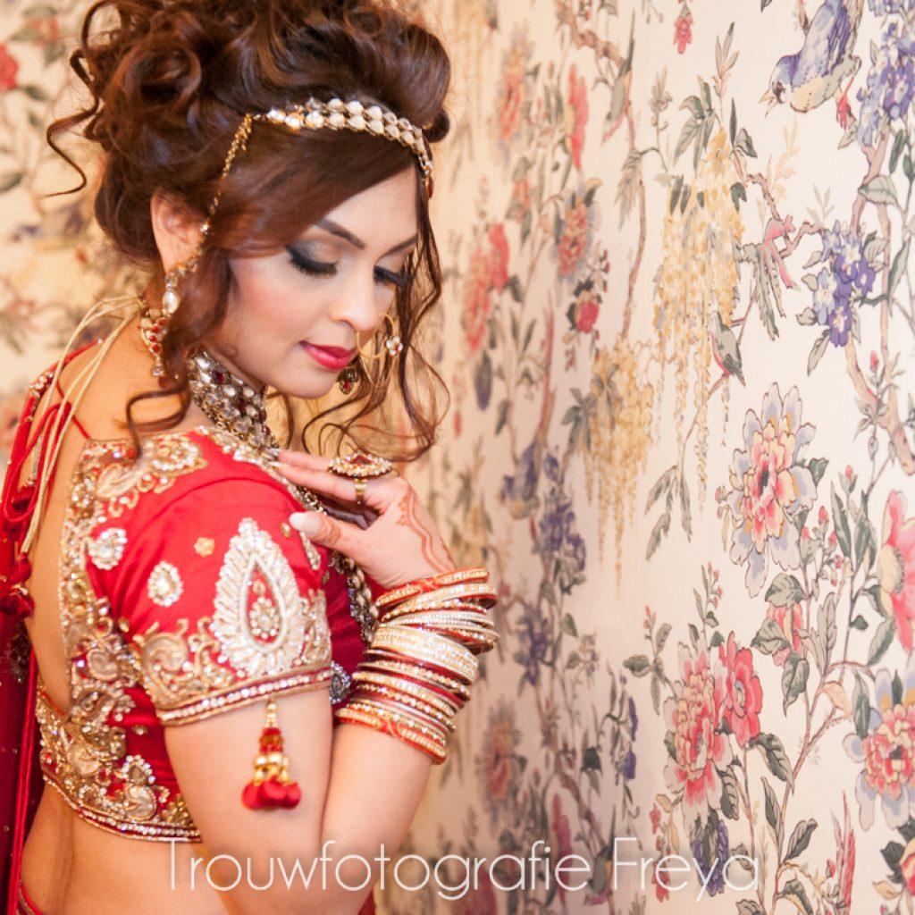 copywright Freya Elders- indiase bruidsmake-up