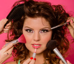 Onze visagie en hairstyling workshops zijn weer begonnen!